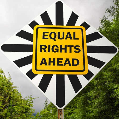 Equal rights for individuals with disabilities